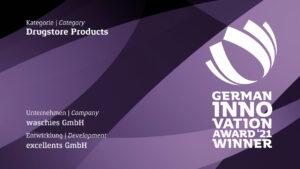 excellents innovation award
